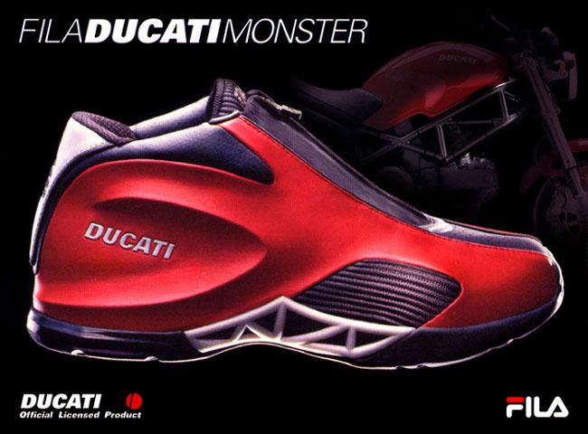 Zapatillas Fila Ducati